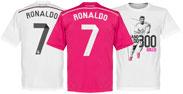 Cristiano Ronaldo voetbalshirts en t-shirts voor kinderen